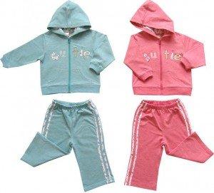 Спортивный костюм для малыша – как правильно выбрать